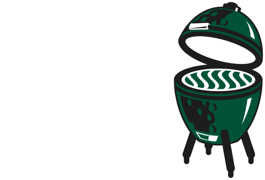 Big Green Egg Brennbar